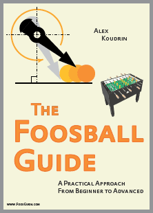 Click to buy The Foosball Guide today